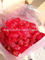 Secado Natural de aire seco de la Fresa Fresa secos aperitivos y comidas