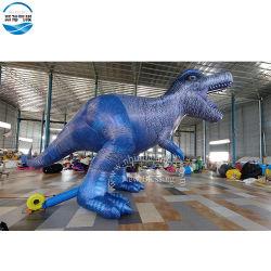 riesiges aufblasbares Dinosaurier-Modell des vollen Drucken-3D, aufblasbares Bildschirmanzeige-Modell