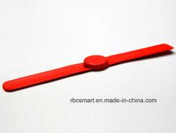 RFID 주문 철석 때림 팔찌 실리콘 방수 소맷동 IC/ID 카드 시계