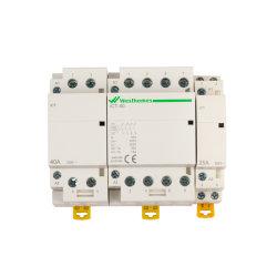 نظام التحكم اليدوي في أجهزة التحكم عن بعد من الفئة ICT من السلسلة AC، 1 p 2p 3p 4p، DIN المعياري