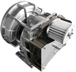 3.7Kw compresseur d'air exempt d'huile de pièces faites défiler jusqu'Chefs du compresseur