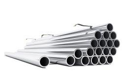 Superficie di Hirline del tubo dell'acciaio inossidabile del grado della struttura di costruzione 304