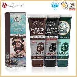 Washami meilleurs soins de la peau de Blackhead dépose masque facial de charbon de bois de bambou