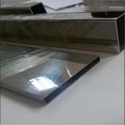 مصنع فوشان سعر رخيص ل 201 من أنابيب الفولاذ المقاوم للصدأ الملحومة والأنابيب مصقولة