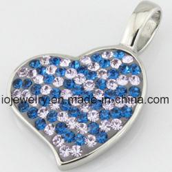 سعر جيد مجوهرات كريستالية من الدلاية من الفولاذ المقاوم للصدأ