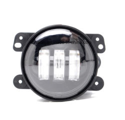 4 pulgadas de luz LED de Trabajo Alquiler de carretilla barco niebla conducción offroad SUV Jeep Focos de luces de conducción de 12V para el coche