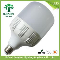 Haute puissance couvercle laiteux E27 T140 mondial dirigé par l'ampoule 60 W