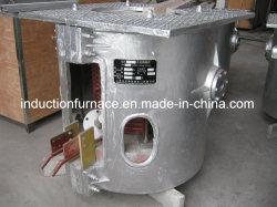 Forno di fusione di induzione di frequenza intermedia di Gwc 300kg per rame