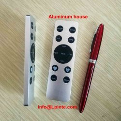 Пульт дистанционного управления из алюминия для аудио