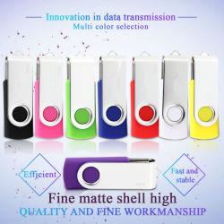 Привод пер привода вспышки USB шарнирного соединения 2GB-64GB цвета конфеты