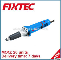 Outils d'alimentation 400W Fixtec 6mm Mini Electric Die meuleuse droite de la machine de meulage