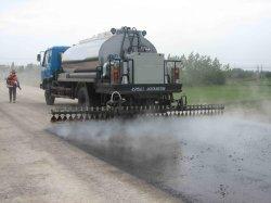 De de automatische Verdeler van het Asfalt/Spuitbus van het Bitumen 5000 Liter