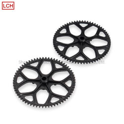 Shenzhen CNC Machining alluminio RC Helicopter Parts