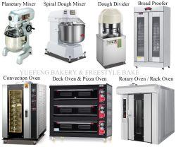 De industriële Machine van het Voedsel/van het Brood & de Apparatuur van de Bakkerij voor het Bakken Baguette & Cake & Croissant & Toost