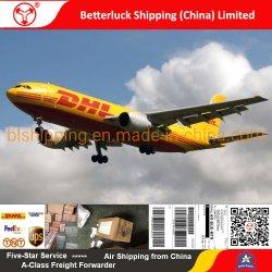 Agente de DHL Express Servicios de mensajería de China Guangzhou a Argentina Accesorios máquina de dropshipping