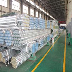 建物および企業の管のためのASTMの鋼鉄プロフィールのGIの価格によって電流を通される鋼管