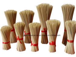 Grau alimentício espetos de churrasco espetos de bambu espetos de churrasco