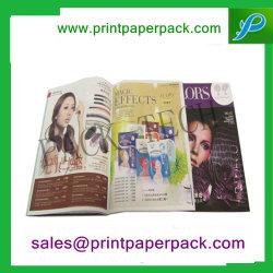 Настраиваемые Печать книги / Брошюра / рекламных плакатов / брошюры и журнала