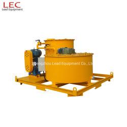 Vitesse de coulis de ciment Le ciment à haute efficacité de la machine de mixage