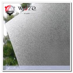 高品質によって曇らされるパソコン固体シートのWindowsの床の家具の装飾材料