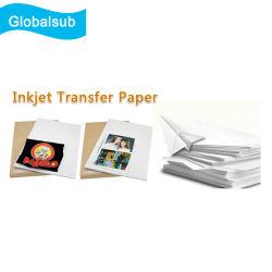 Eco freundliches Umdruckpapier des Tintenstrahl-A4 für Shirt-Sublimation-Drucken