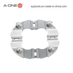 Uma placa de localização de aço multifuncional compatível Erowa Er-036657 3A-400001