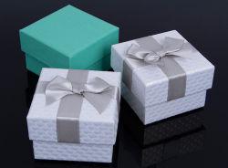 Contenitore di regalo impaccante di lusso con gli archi