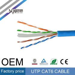заводская цена Sipu ОАС сетевой кабель CAT6 UTP Pass Fluke