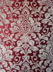 Tessuto europeo brillantemente colorato della tenda del jacquard