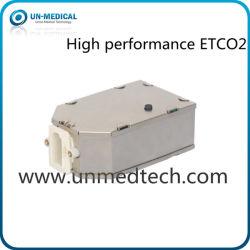 Modulo Sidestream interno Etco2 (rendimento elevato) di uso veterinario delle attrezzature mediche
