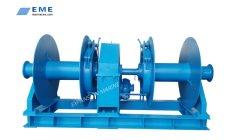 Marine Power Malacate amarre hidráulico