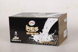 Lait Jus Snack riz Emballage boîte en carton<br/> 5 plis