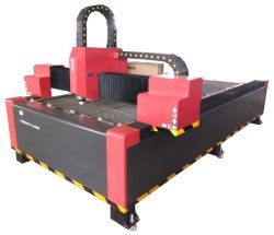 De economische Scherpe Machine van de Laser van de Vezel met de Macht 500~1500W van de Laser voor Facultatief ons