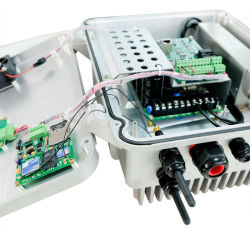 Pompe solaire Convertisseur DC-AC 1,5KW AC convertisseur Frequnce d'entraînement
