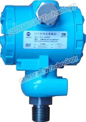 Prueba de explosiones de silicona líquida inalámbrica Transmisor de temperatura y presión de aceite de la aplicación de Campo