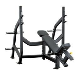 Equipamento de fitness máquinas de ginásio utilizado banco de peso para a venda de banco de inclinação do Luxo Pressione XF28