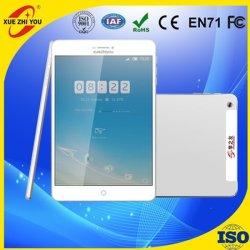 prix d'usine 7,85 pouces HD8382 Mtk Qual core 3G Tablet PC TABLETTE D'APPEL Appel téléphonique Smart