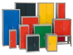 شعبية ملونة جيدة الجودة طلاء مكتب طلاء الأثاث المعدن خزانة حفظ الملفات