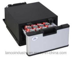 Il manuale di raffreddamento di elettricità statica disgela il contenitore di ghiaccio dell'automobile di potere basso
