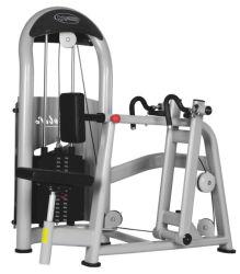 Matériel de fitness commerciaux Machine à rangs assis un6-004