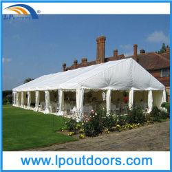 販売のための白いPVC党テントの装飾のクリスマス
