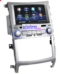 GPS Navigation for Hyundai Veracruz IX55 Stereo Radio DVD System