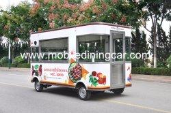 2019 Localização Veículo Alimentar Snack-veículo automóvel de Venda Directa