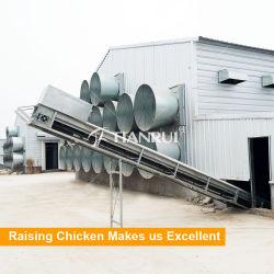 Gabbie automatiche piene del pollo di strato di disegno per l'azienda avicola del Kenia
