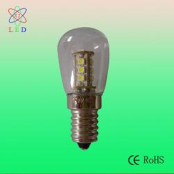 0,8 W LED ST26 LED Lâmpada S8 Luzes de decoração E14