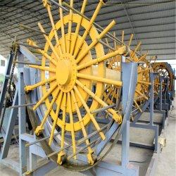 Refuerzo de la CNC de acero de la pila de la jaula de hormigón que hace la máquina de soldadura Yh-2000