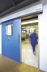 La puerta del Hospital automático Mbsafe