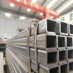 Трубы из углеродистой стали для квадратных, прямоугольный, овальная труба из нержавеющей стали