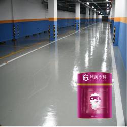 Vernice antiscorrimento ambientale del pavimento dell'epossiresina di alta qualità per il pavimento della fabbrica