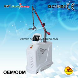 532nm 1064nm 755nm Pigment de tatouage de taches de pigmentation dépose ND Yag laser picoseconde les prix des équipements de la machine de beauté